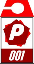 Crachá Para Automóveis Personalizado