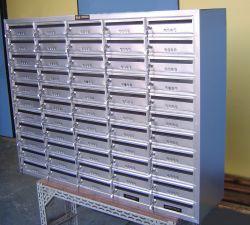 Caixas para Correspondências (PARA CARTAS, JORNAIS E REVISTAS)